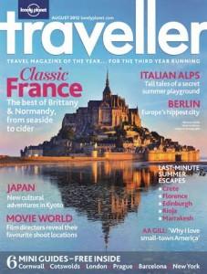 traveller mag