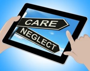 Care neglect by stuart miles