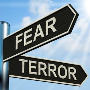 Fear Terror nightmares stuart miles
