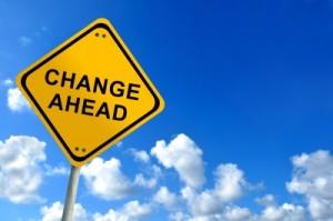 Change ahead by mrpuen